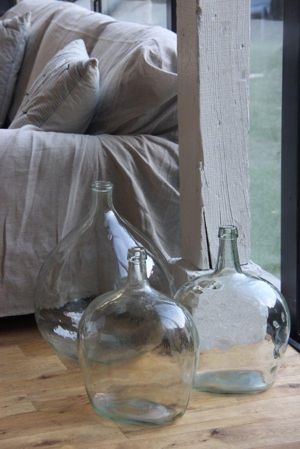 nouvel objet de d coration la dame jeanne natipi. Black Bedroom Furniture Sets. Home Design Ideas